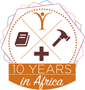 10 Years of Service in Africa